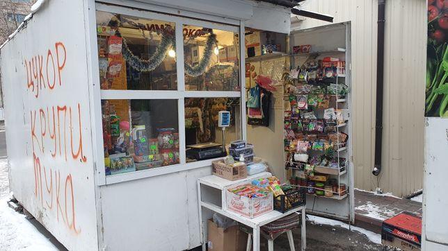 Продам киоск контейнер торговое место