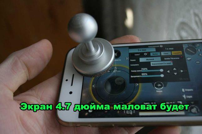 Джойстик на присоске ThinkGeek JOYSTICK-IT для смартфона планшета