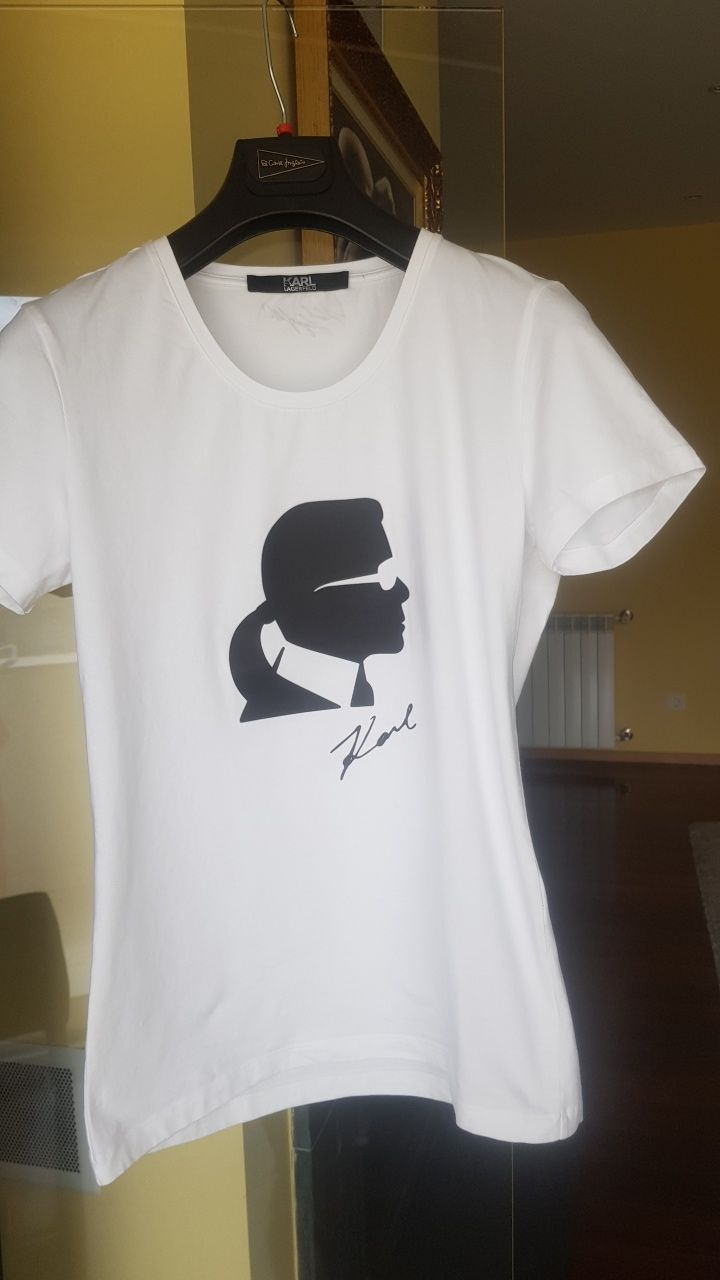T shirt karl lagerfeld estilist