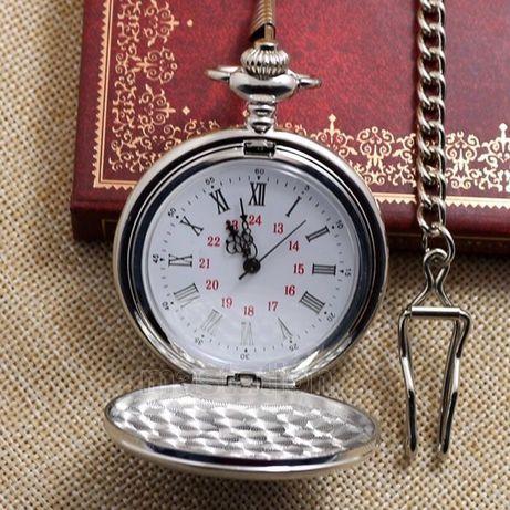Relógio de Bolso Vintage Novo metal