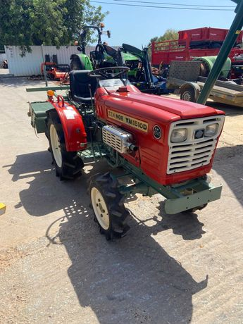 Tractor Usado Yanmar YM-1510D