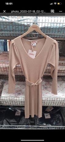Трикотажное платье Kontatto s-m
