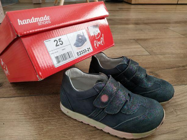Półbuty buty buciki Emel r. 25