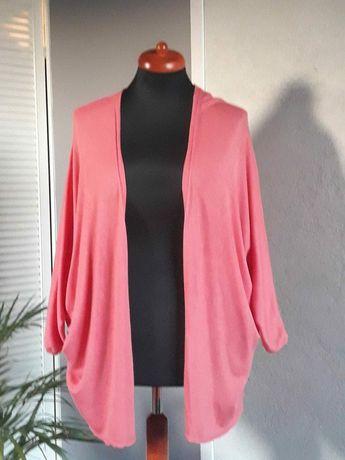Sweter, kardigan oversize MAC roz. 48, 50, 52, XXL