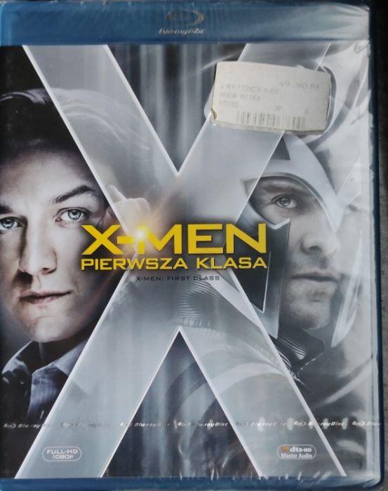 X-MEN Pierwsz Klasa bluray PL Wrocław - image 1