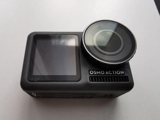 DJI Osmo Action 4K slowmotion 240fps HDR wodoodporna 11m stabilizacja