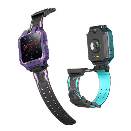 Smartwatch zegarek dla dzieci GPS TERMOMETR 4G VideoCall Menu PL