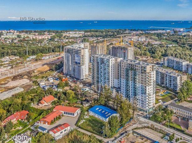 Apartament 4 pok z widokiem na morze!! 17 pietro