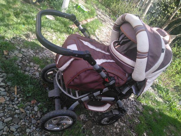 Продам срочно коляску-трансформер зима-літо Trans Baby