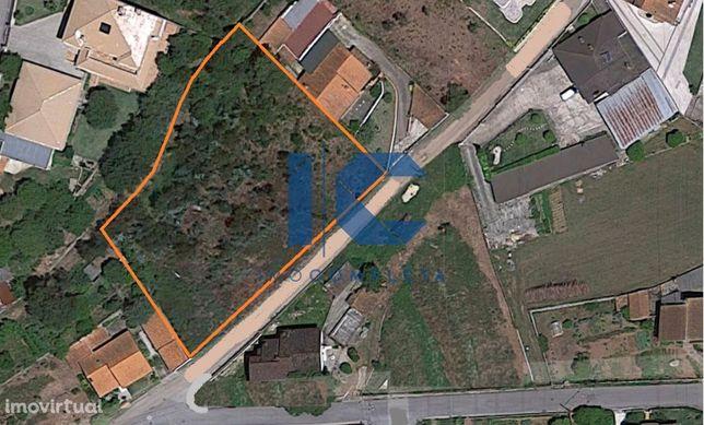Terreno urbanizável para venda em Oronhe - Águeda