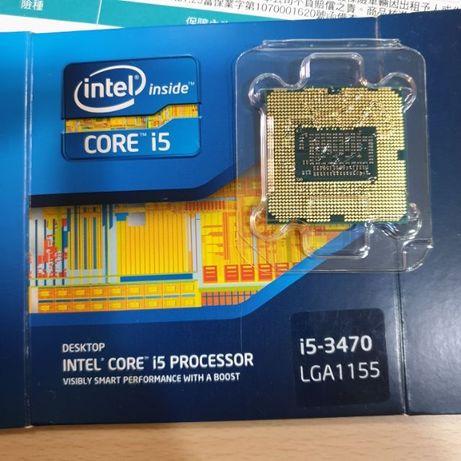 Processador Intel® Core ™ i5-3470 6M Cache, até 3,60 GHz