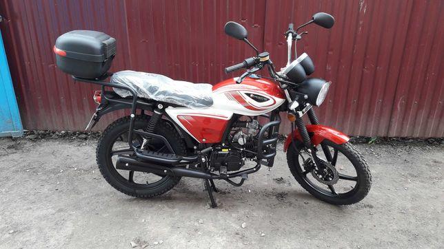 Мотоцикл  FORTE  125