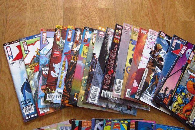 Revistas X Man. Excelente preço.