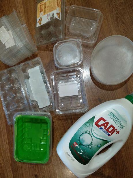 Бесплатно пластиковые ёмкости