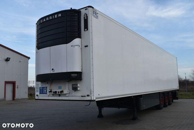 Schmitz Cargobull SKO 24  Chłodnia z agregatem, podpory Jost