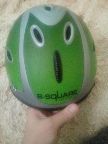 B - Square Protection Шлем Горнолыжный на лыжах и Сноуборд