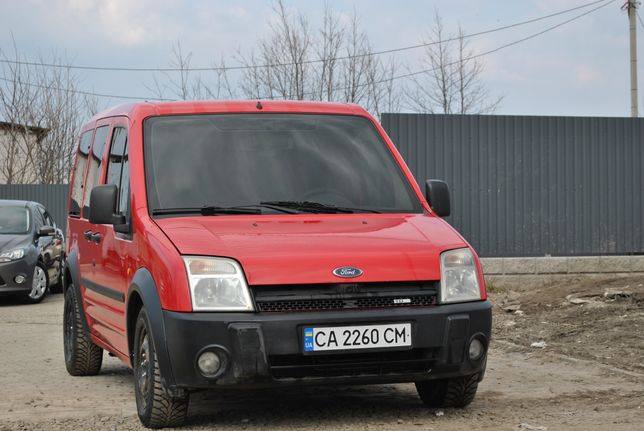 Ford Tourneo Connect 1.8TDCI (Пасажир)