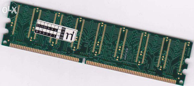 Планка памяти DDR ддр 256м