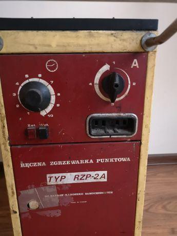 Zgrzewarka ręczna punktowa RZP-2A