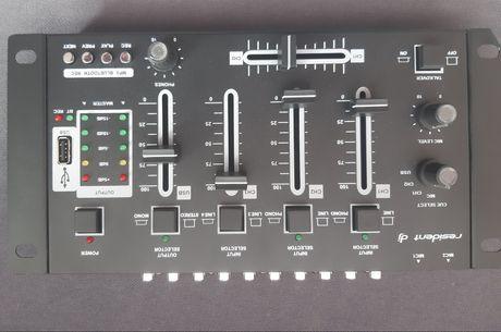 Dj Amnesia mixer