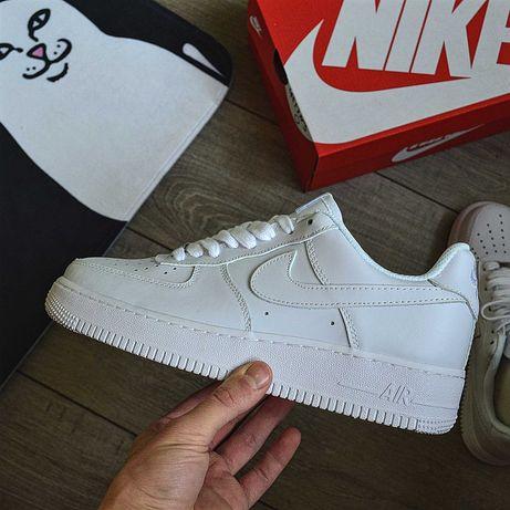 Жіночі кросівки Nike Air Force Low White / 36-45 розміри аір форс лоу