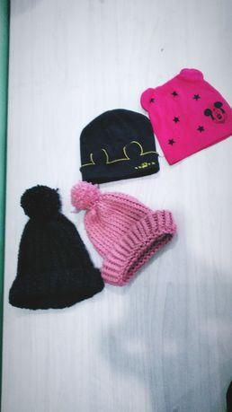 Детские шапочки мальчик/девочка