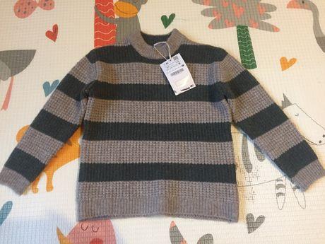 Sweter nowy Zara 110