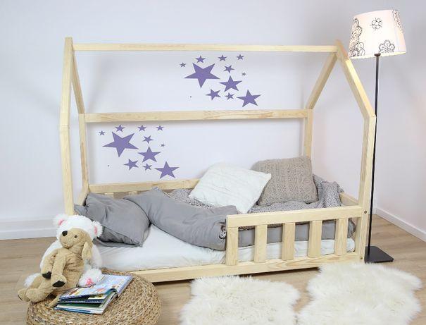 Łóżko dziecięce DOMEK Montessori