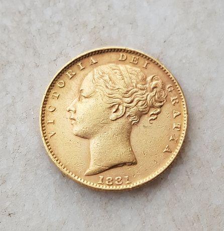 Libra em Ouro Brasão