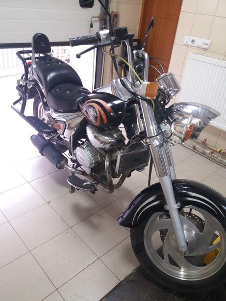 Мотоцикл Sumoto 150.