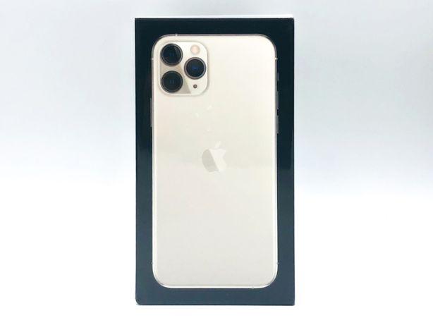 Nowy iPhone 11 Pro Max 256gb Srebrny Silver 5100zł Żelazna 89