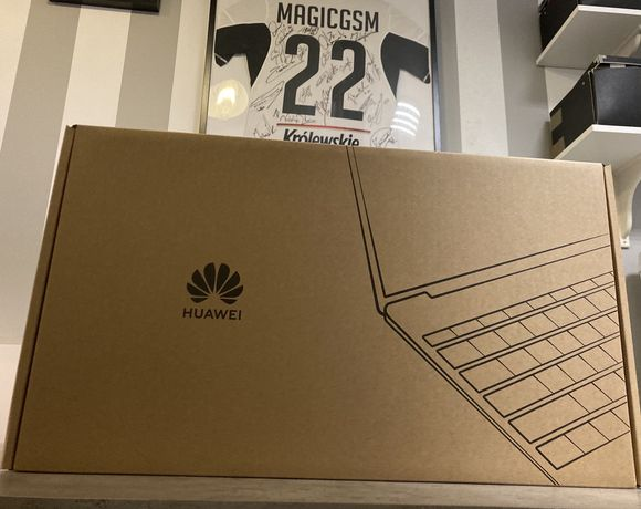 MagicGsm Laptop Huawei MateBook D16 16/512GB + PowerBank gratis