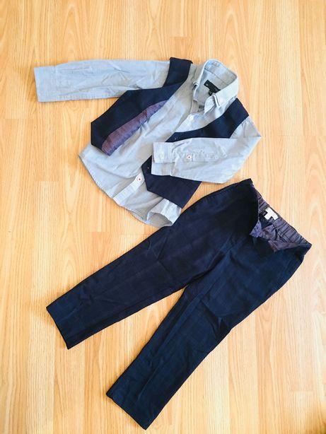 Рубашки, брюки на хлопчика 3-4 роки