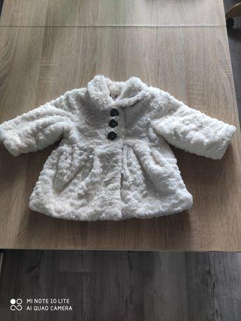 Kurtka, płaszcz dla dziewczynki