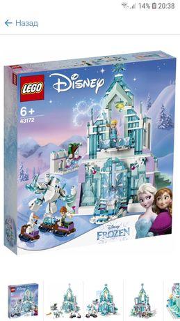 Конструктор LEGO Disney Princess Frozen 2 Волшебный ледяной замок Эльз