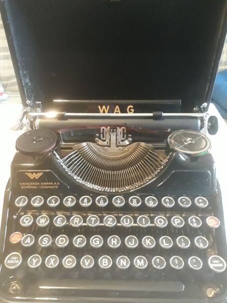 Maszyna do pisania zabytek
