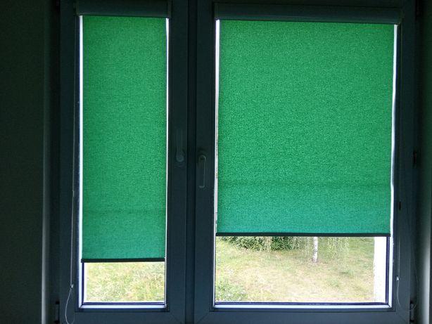 Sprzedam rolety wewnętrzne na okna.