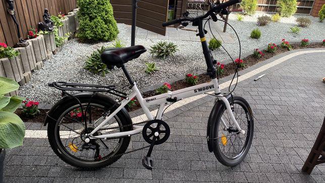 Rower S'Moove Orbit 20 R14 składany 6 biegów lekki