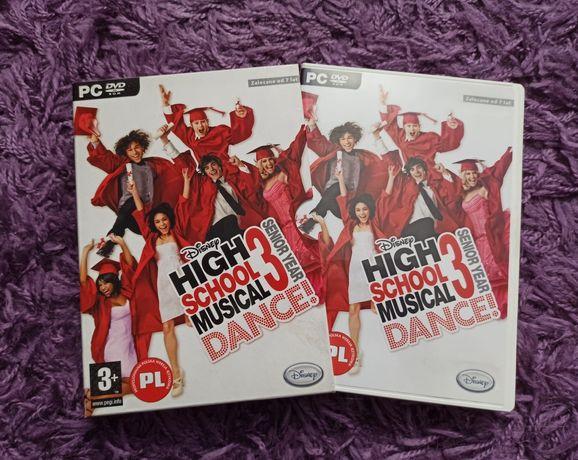 High School Musical 3 Seniore Year Dance gra komputerowa