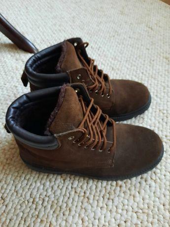 Buty ocieplane meskie
