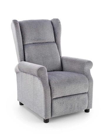 Fotel rozkładany wypoczynkowy Halmar AGUSTIN