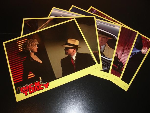 Lobby Cards Dick Tracy