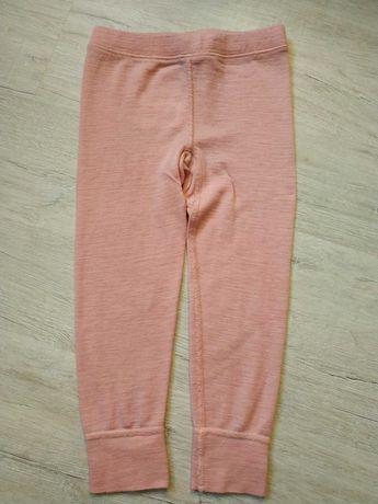 Spodnie 92 wełna merino