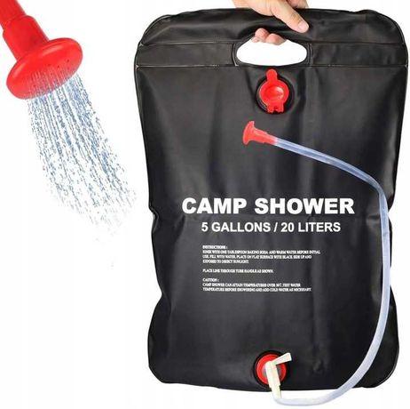 NIESAMOWITY Prysznic Turystyczny Kempingowy Polowy