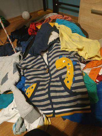 Ubrania dla chłopca MEGA PAKA rozm.98,104, 110,116,122