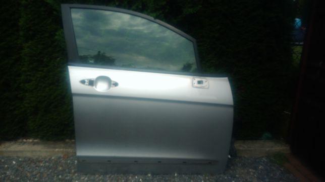Drzwi, prawy przód, klamka, listwa, Honda Fr-v
