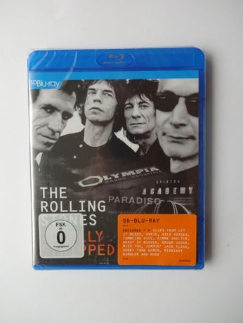 The Rolling Stones, Totally Stripped, Blu-ray, Folia!
