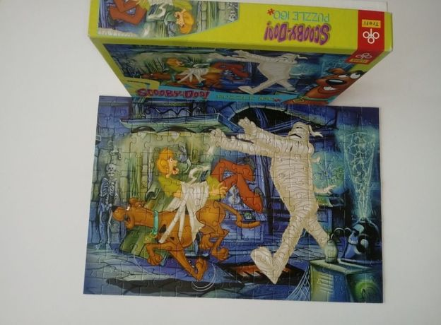 Puzzle TREFL Scooby-Doo! + GRATIS