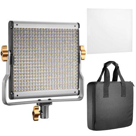 Painel LED Neewer 480 Fotografia Vídeo led kit led leds iluminação luz
