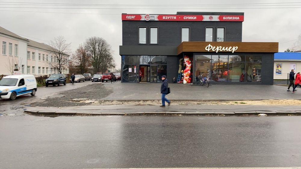 Приміщення в центрі Шепетівки з високим трафіком Шепетовка - изображение 1